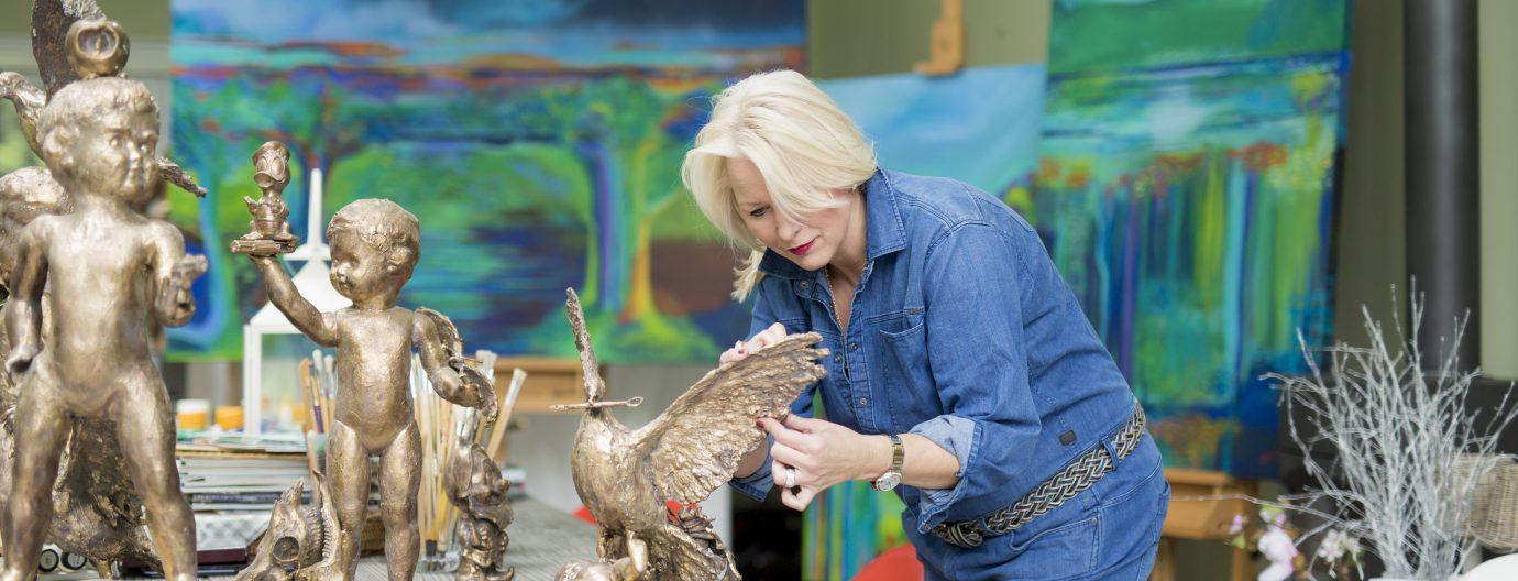 Nancy Faas kunstenaar